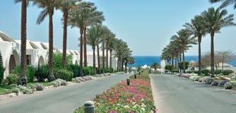 Egypt resort area of Sharm El Sheikh Stock Photos