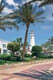Egypt resort area of Sharm El Sheikh Royalty Free Stock Photo