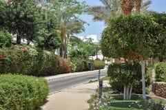 Egypt resort area of Sharm El Sheikh Royalty Free Stock Images