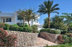 Egypt resort area of Sharm El Sheikh Royalty Free Stock Photography