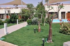 Egypt resort area of Sharm El Sheikh Stock Photo