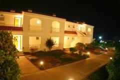 Egypt resort hotel Stock Photos