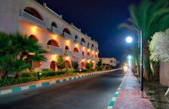 Free Egypt Resort Night Hdr Stock Photo - 11990760