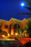 Egypt resort night hdr Stock Images