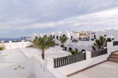 Egypt resort Stock Photo