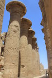 egypt ruiny Obrazy Royalty Free