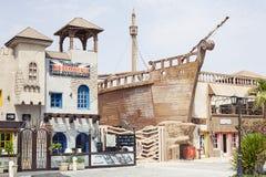 Egypt Sharm el sheikh restaurant pub Royalty Free Stock Image