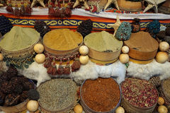 Egypt sice market Royalty Free Stock Images