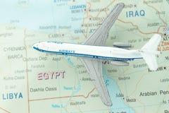 egypt som löper royaltyfria foton