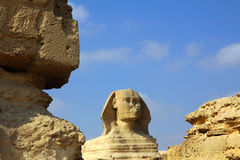 Egypt sphinx Stock Photo