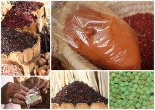 Egypt spice market Stock Photography