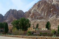Egypt, St. Catherine's Monastery Stock Photo
