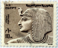 Egypt Stamps Stock Images