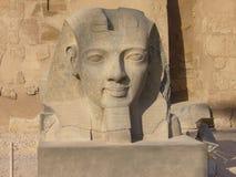 Egypt statue Stock Photography