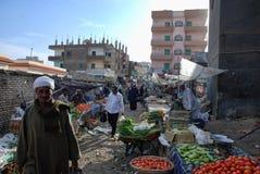 Egypt Street Market Scene Royalty Free Stock Photography