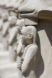 egypt symboler Arkivfoto