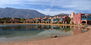 Egypt, Taba, Hyatt Regency Heights 5 * Royalty Free Stock Images