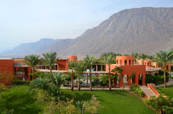 Egypt, Taba, Intercontinental Taba Heights Resort 5 * Royalty Free Stock Images