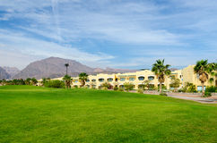Egypt, Taba, Taba Heights Marriott Red Sea Resort 5 * Royalty Free Stock Images