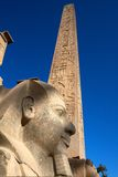 Egypt Temple Royalty Free Stock Image