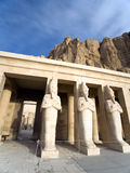 Egypt temple Royalty Free Stock Photography