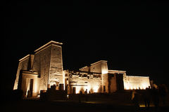 Egypt Temple of Philae Royalty Free Stock Photography