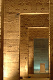 Egypt Temple of Philae Stock Image