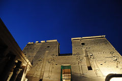 Egypt Temple of Philae Stock Photos