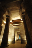 Egypt Temple of Philae Stock Images