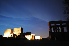 Egypt Temple of Philae Royalty Free Stock Photo