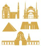 Egypt. Vector illustration (EPS 10 Royalty Free Stock Images