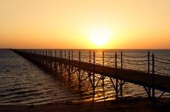 egypt wschód słońca Obraz Stock