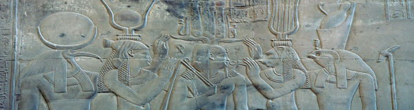 Egypte 22 Royalty-vrije Stock Afbeelding