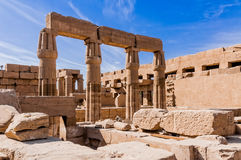 Egypte antico Fotografie Stock