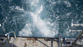 Egypte een mening van het schip stock videobeelden