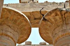 Egypte, Luxor Royalty-vrije Stock Foto