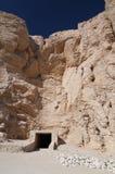 Egypte - Vallei van de Koningen Stock Afbeelding