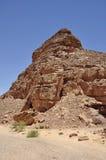 Egypten bergen av Sinaien deserterar Royaltyfria Foton