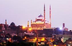 Egypten cairo citadell Royaltyfria Bilder