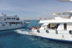 Egypten Hurghada Royaltyfri Foto