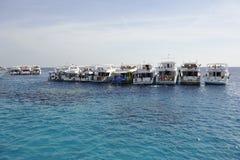 Egypten Hurghada Arkivfoton