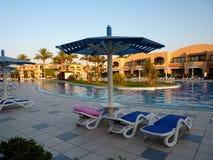 Egypten Hurghada semesterort Alibaba Fotografering för Bildbyråer
