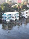 Egypten Nilen och natur Royaltyfria Foton
