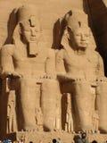 Egypten pyramid Arkivbilder