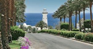 Egypten semesterortområde av Sharm el Sheikh Royaltyfri Fotografi