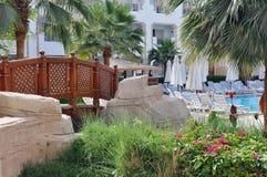 Egypten semesterortområde av Sharm el Sheikh Royaltyfri Foto