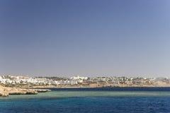 Egypten Sharm el Sheikh Beaches Royaltyfria Bilder