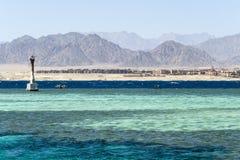 Egypten Sharm el Sheikh Beaches Royaltyfri Bild
