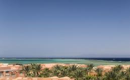 Egypten Sharm el Sheikh Beaches Royaltyfri Foto