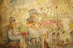 Egyptian Art Stock Image